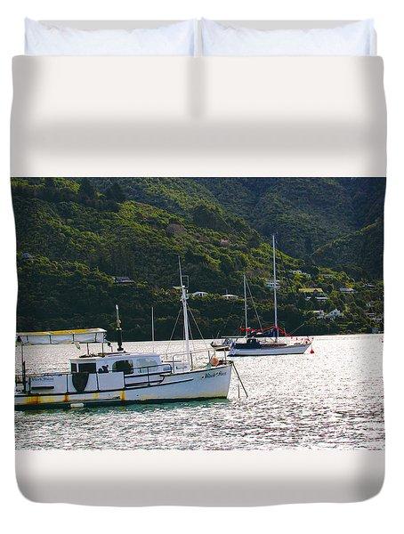 Puerto Duvet Cover