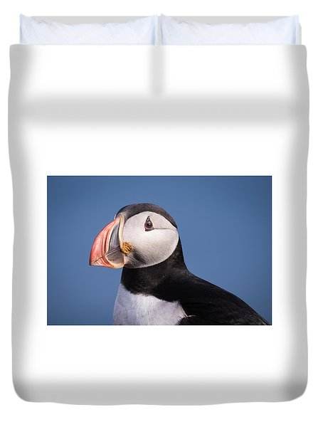 Puffin 1 Duvet Cover