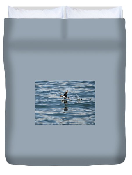 Puffin Duvet Cover