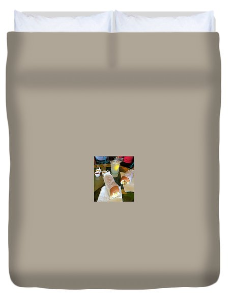 Puka Dogs Duvet Cover
