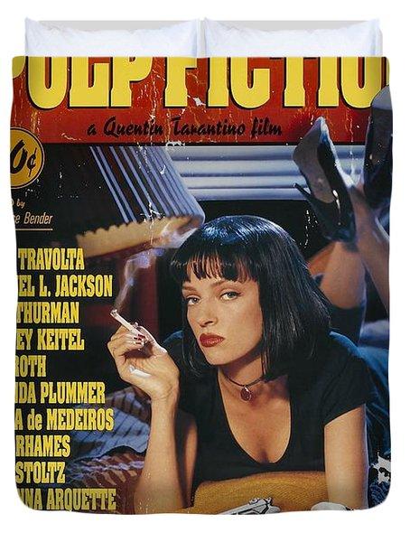 Pulp Fiction 1994 Duvet Cover