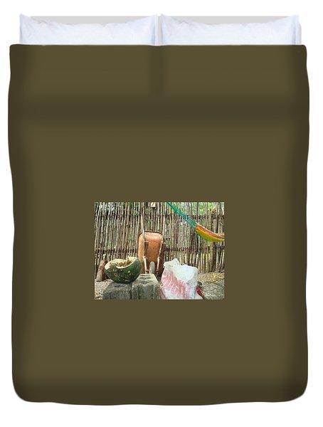 Pumkin 1 Duvet Cover