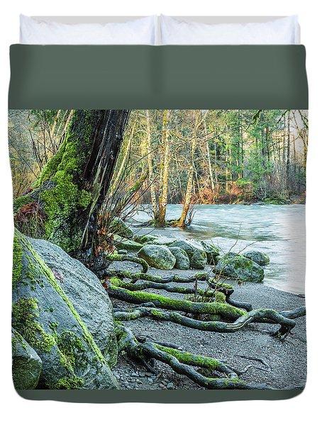 Puntledge Park-1 Duvet Cover