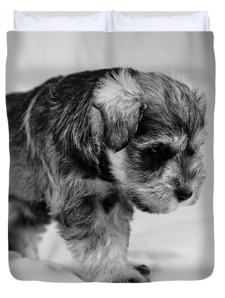 Puppy 4 Duvet Cover