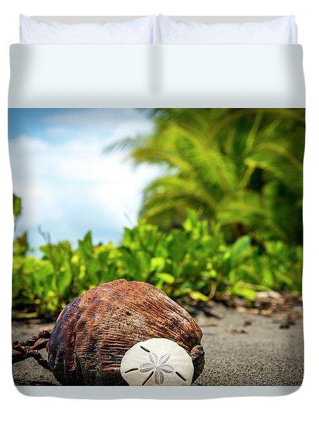 Pura Vida Beach Life Duvet Cover