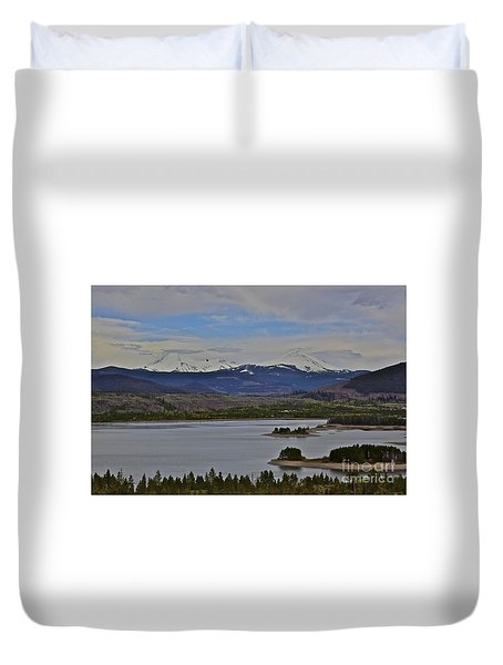 Pure Delight Colorado Duvet Cover