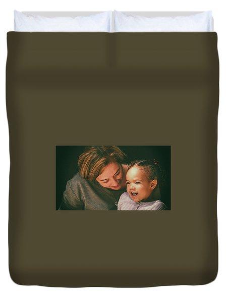 Pure Joy Duvet Cover