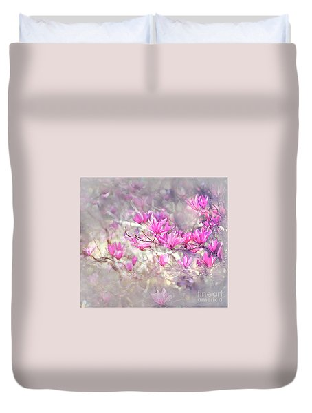 Pure Love Duvet Cover by Agnieszka Mlicka