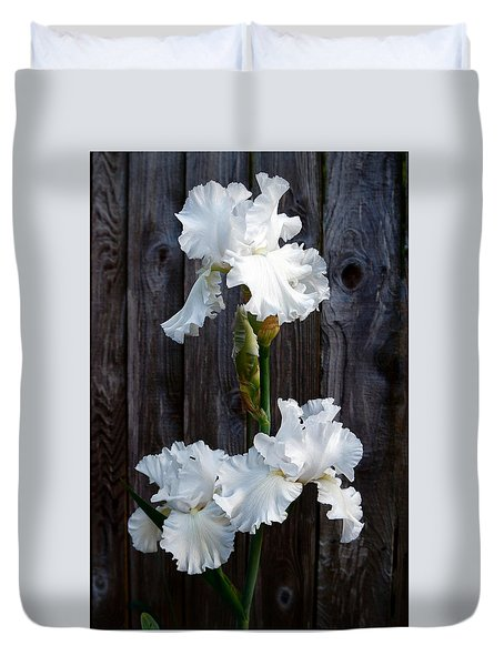 Pureness Duvet Cover