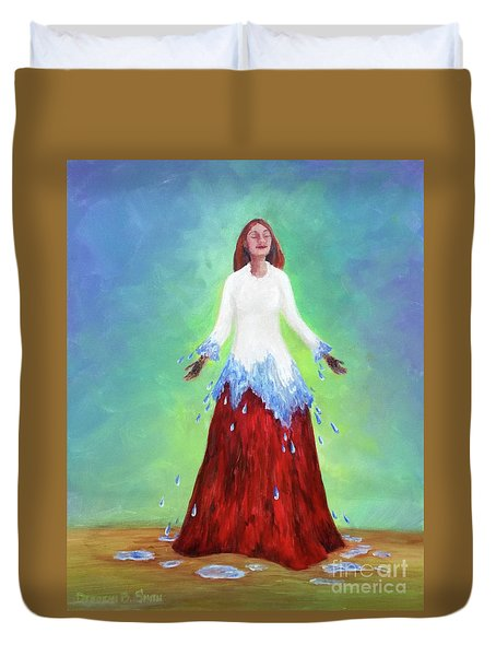 Purification Duvet Cover