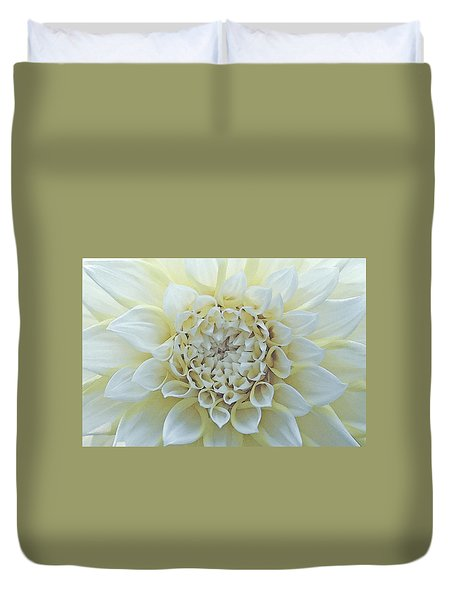 Purity Duvet Cover by Don Mennig