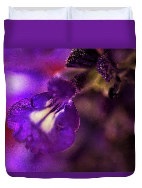 Purple Blends Duvet Cover