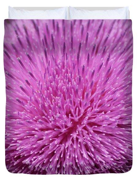 Purple Elegance Duvet Cover