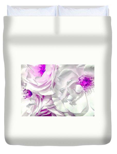 Purple Essence Duvet Cover