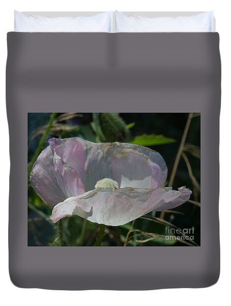 Purple Flower 4 Duvet Cover