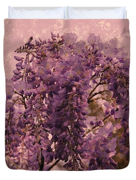 Purple Pleasures Duvet Cover