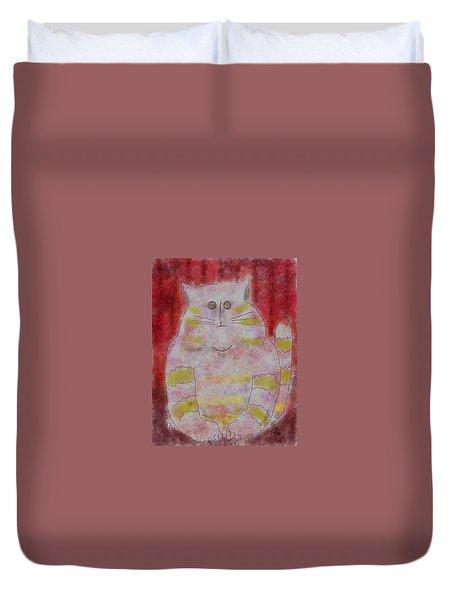 Pussy Cat Duvet Cover
