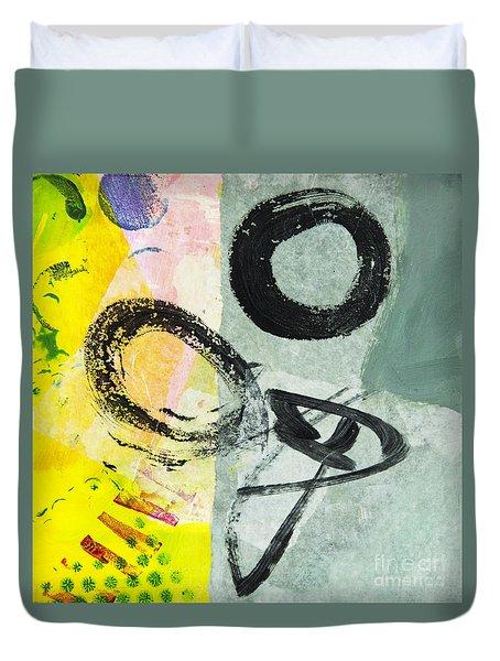 Puzzle 3 Duvet Cover by Elena Nosyreva