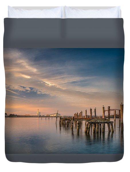 Pylon Tranquility Duvet Cover