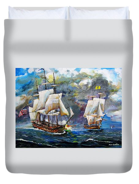 Pyrates Duvet Cover