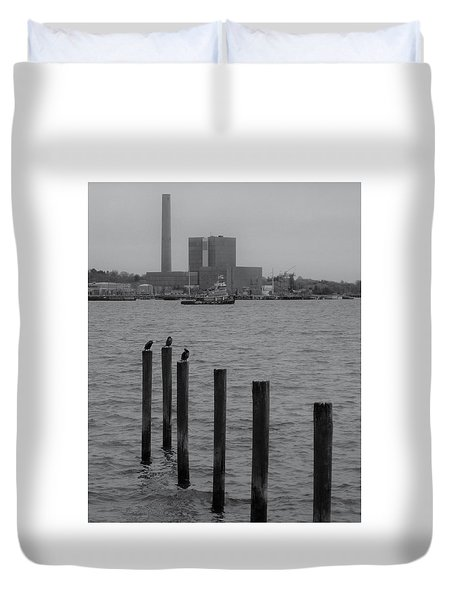 Q. River Duvet Cover