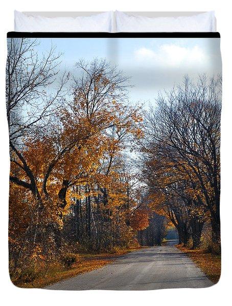 Quarterline Road Duvet Cover