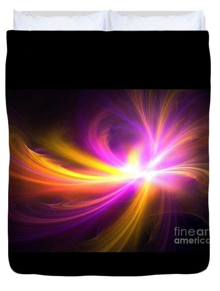 Quasi-stellar Duvet Cover