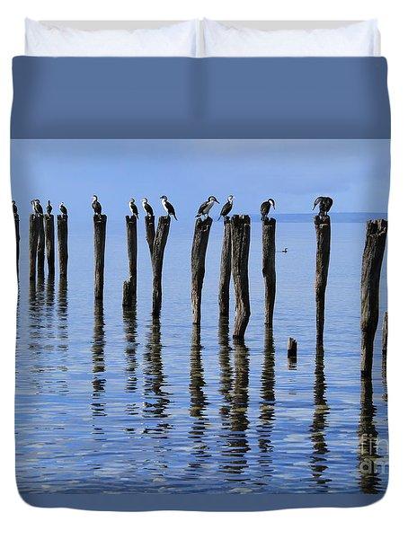 Quay Rest Duvet Cover