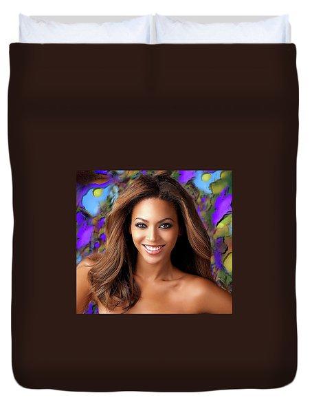 Queen Beyonce Duvet Cover