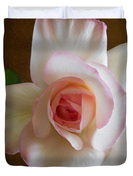 Queen Elizabeth Rose 2 Duvet Cover