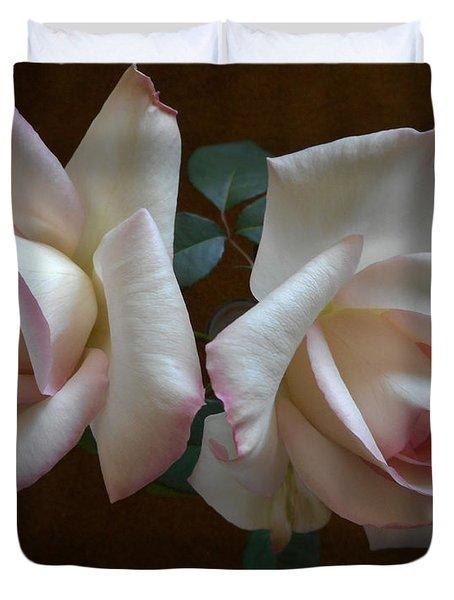 Queen Elizabeth Rose 4 Duvet Cover