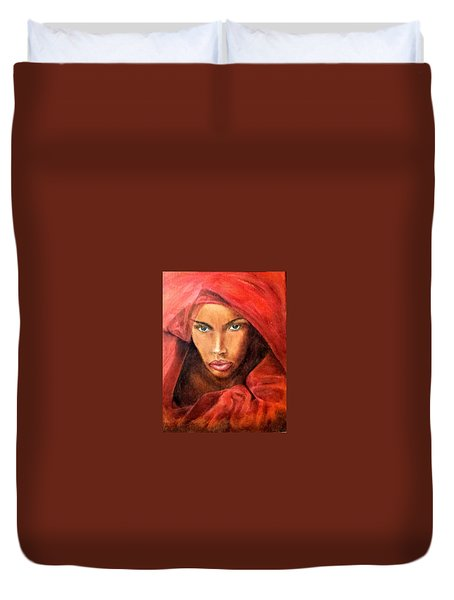 Queen No.10 Duvet Cover