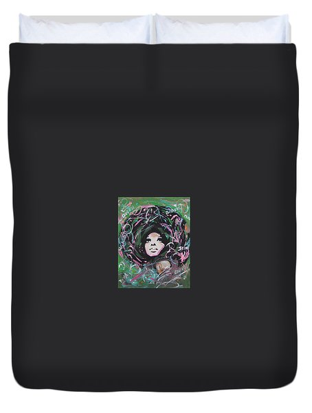 Queen Of Queens Duvet Cover