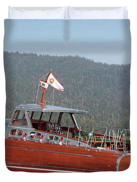 Queen Of Tahoe Duvet Cover
