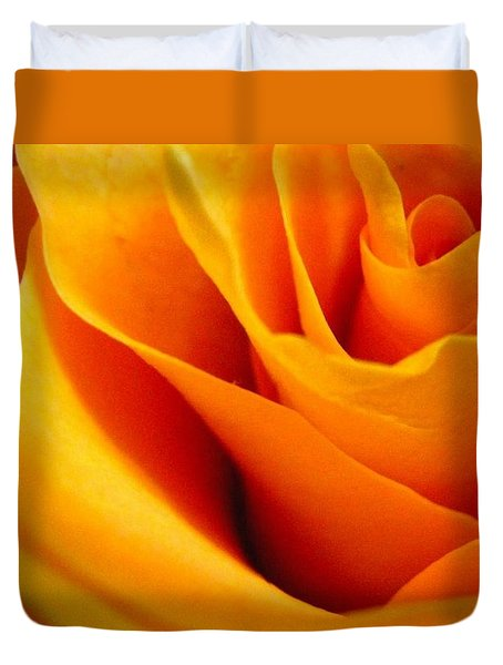Queen Rose Duvet Cover