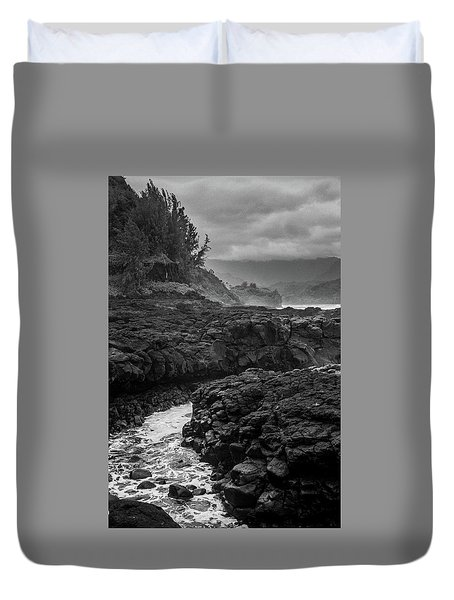 Queens Bath Kauai Duvet Cover