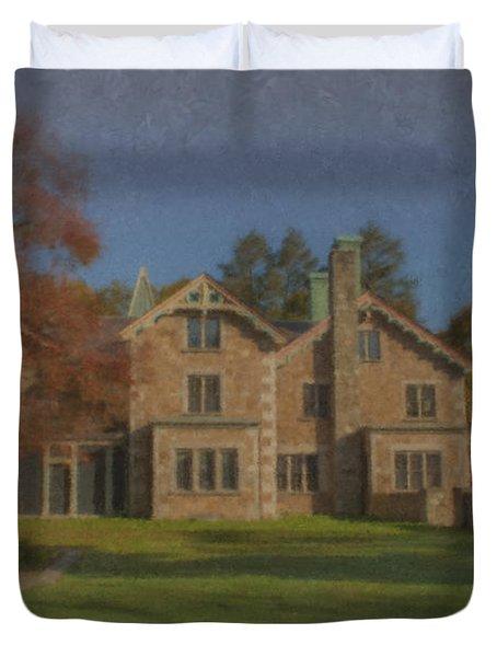 Quest House Garden Duvet Cover