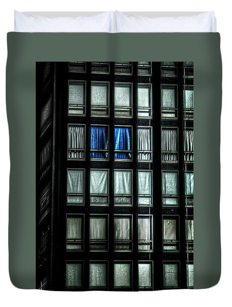 Quick Call The Condo Association Duvet Cover