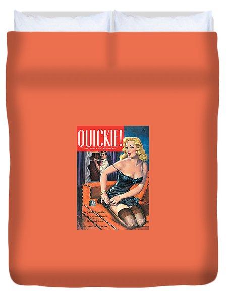 Quickie Duvet Cover