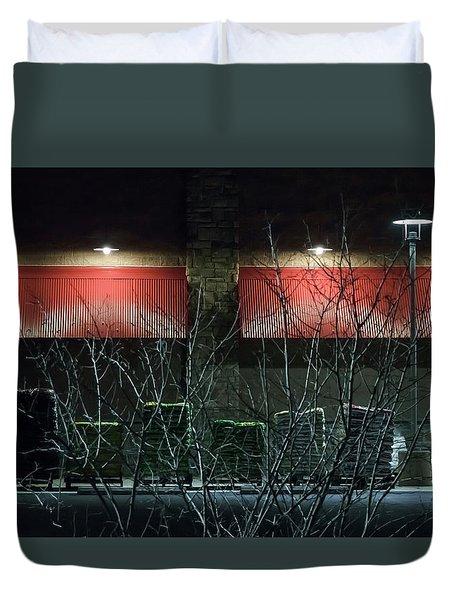 Quiet Night - Duvet Cover