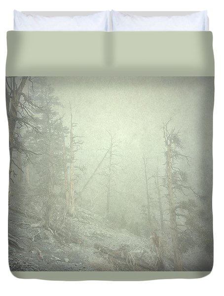 Quiet Type Duvet Cover