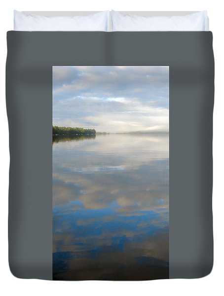 Quietude Duvet Cover