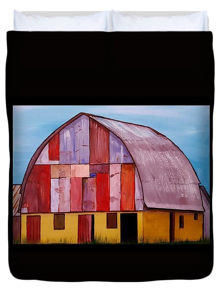 Quilted Barn 2 Duvet Cover