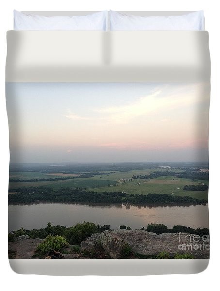 Quilted Dreams Duvet Cover