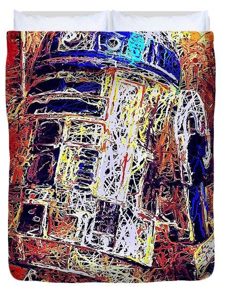 R2 - D2 Duvet Cover