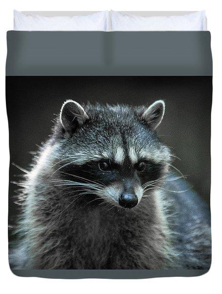 Raccoon 2 Duvet Cover