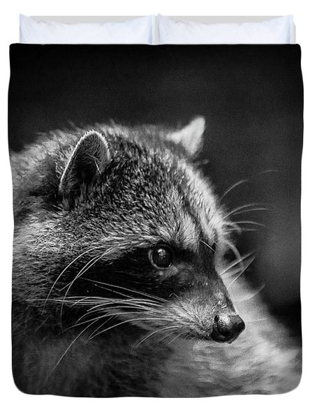 Raccoon 3 Duvet Cover