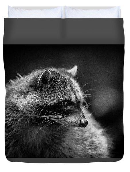 Raccoon 3 Duvet Cover