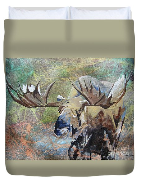 Rack And Roll Duvet Cover by Stuart Engel