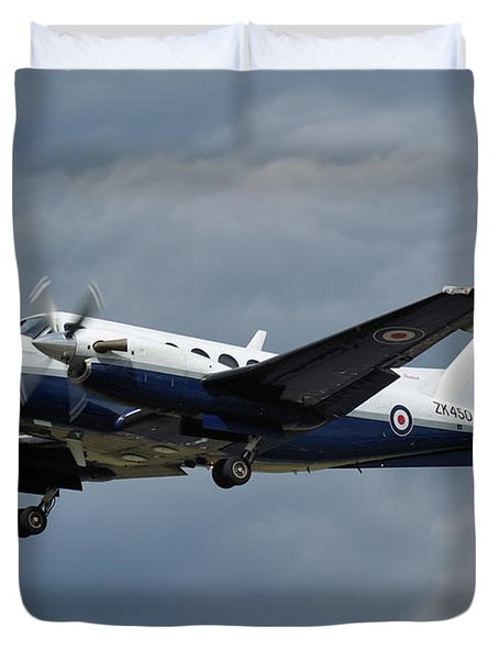 Raf Beech King Air 200  Duvet Cover